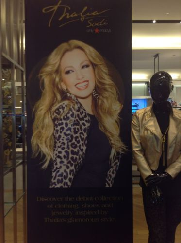 Thalia Sodi Launch Collection at Macy's