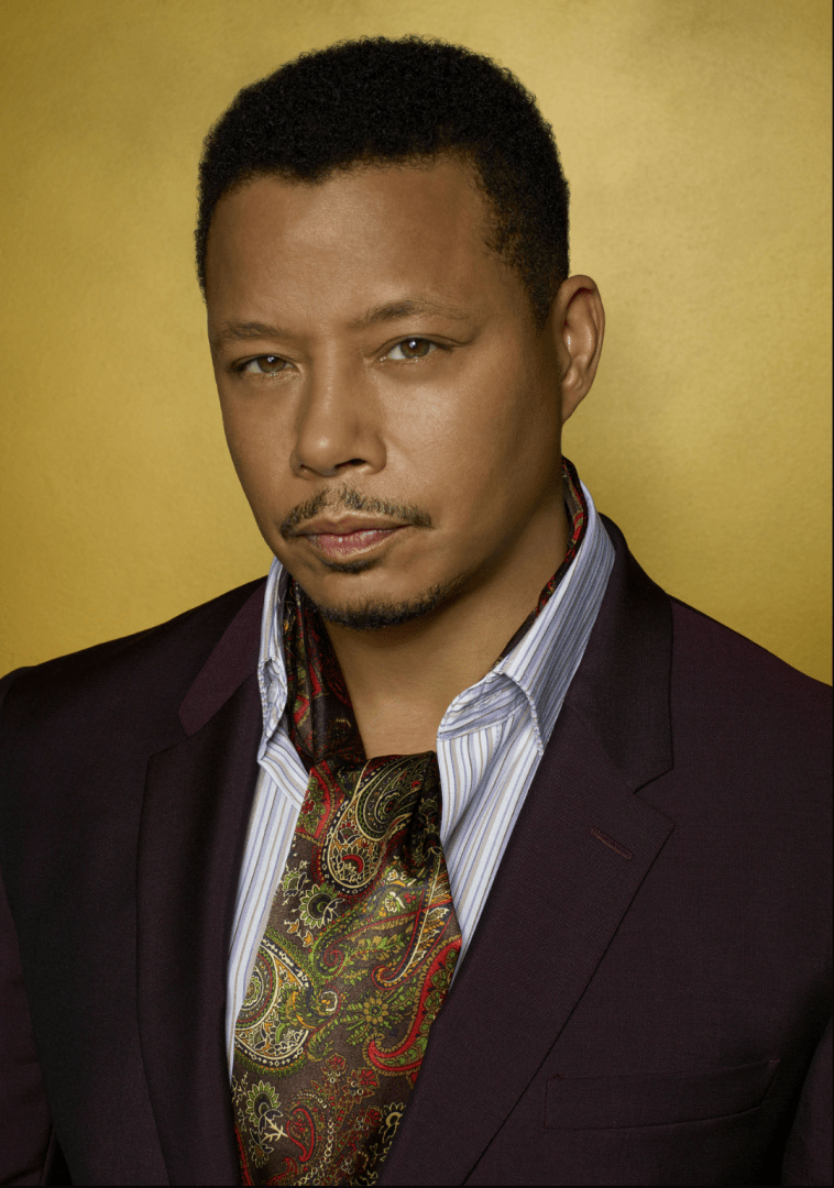 Terrence Howard : Lucious Lyon