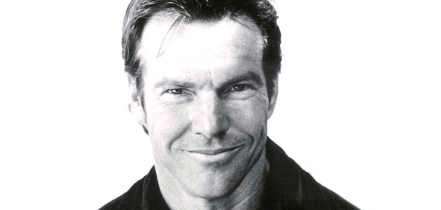 Dennis Quaid either spazzes out or is about to win an Oscar!