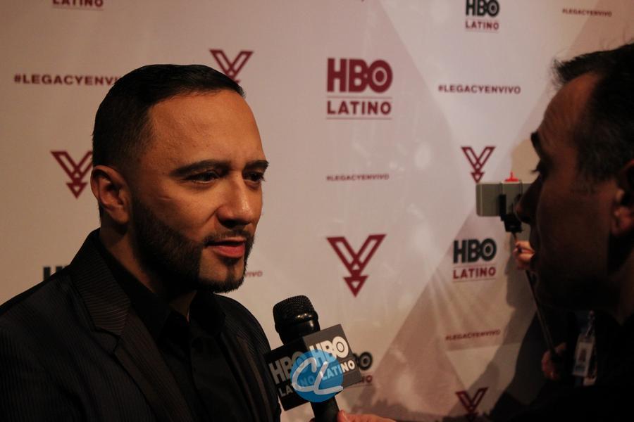 Alex Sensation (HBO Latino Interview)