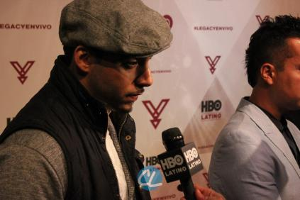 Kareen Savinon (HBO Latino Interview)