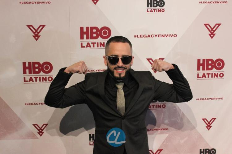 HBO Latino Presents Yandel – Legacy Live Red Carpet Event