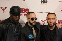 50 Cent, Yandel, Alex Sensation