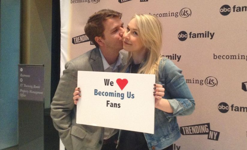 Review: ABC Family's Becoming Us