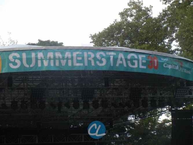Jordan Bratton, Avery Wilson and Jazmine Sullivan light up Summer Stage 2015