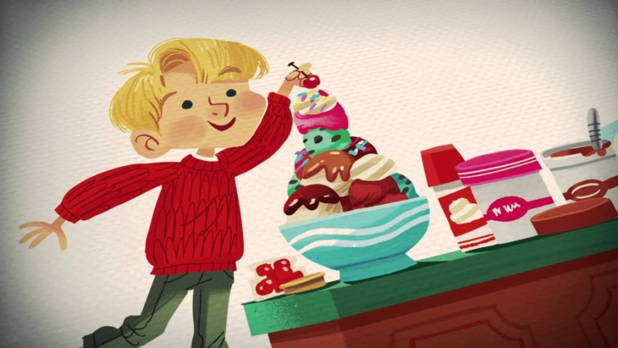 Home Alone, The classic film now a colorful illustrated story book