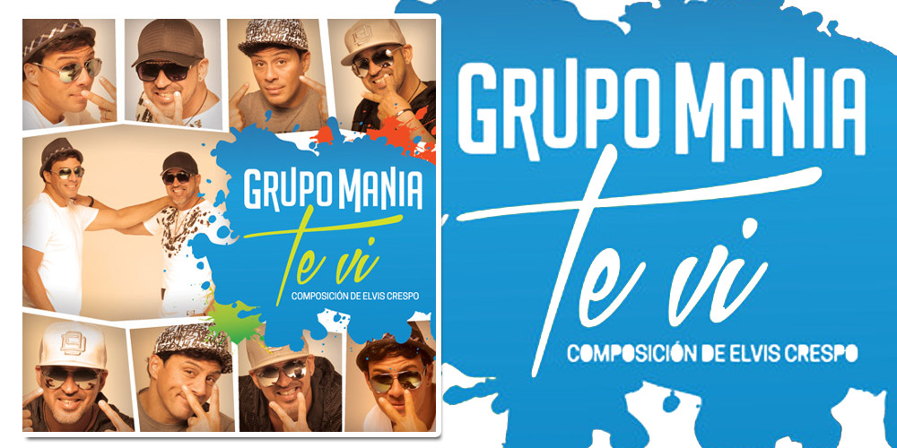 "Grupo Mania return with #1 smash ""Te Vi"" (audio inside)"