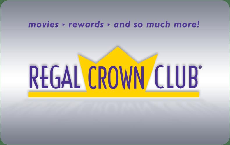 The Regal Crown Club Program (Because #CorrienteLatina cares)