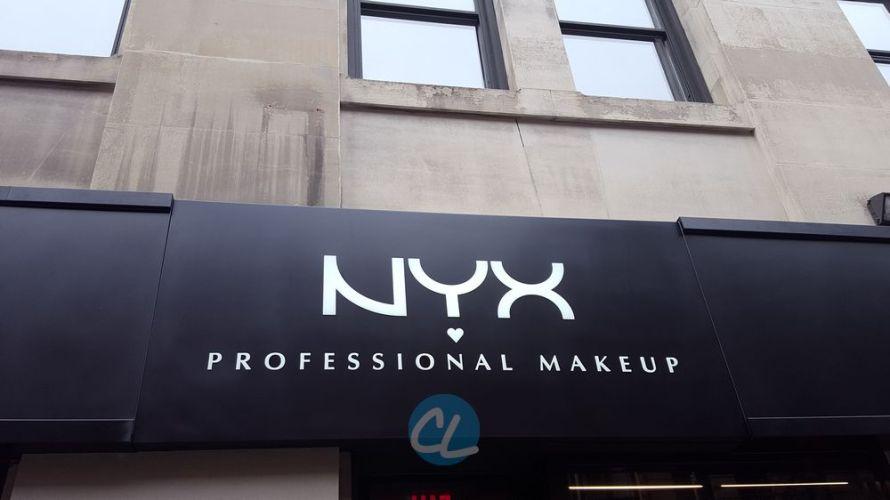 NYX Cosmetics Union Sq Grand Opening