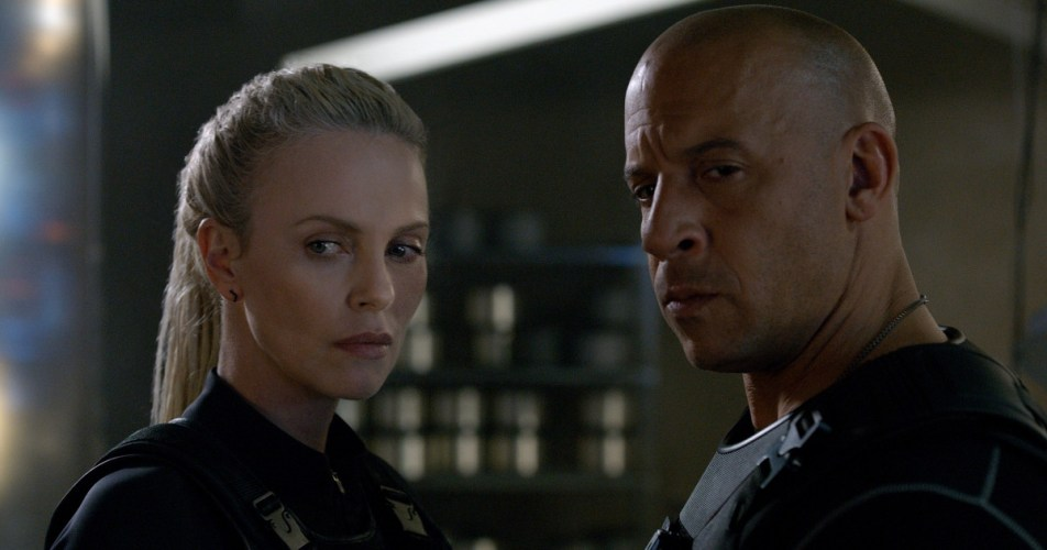 Family values, bruh! | THE FATE OF THE FURIOUS – Review