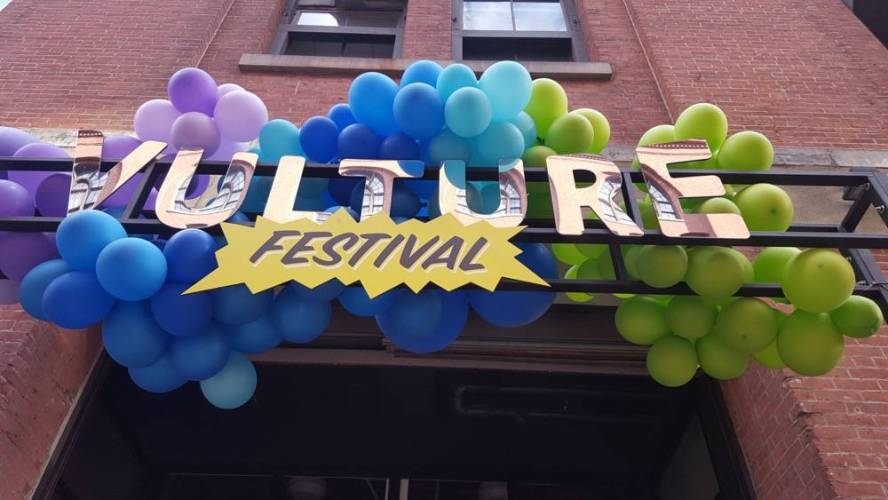 Review: Vulture Festival NYC 2017