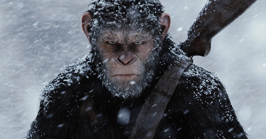 WAR FOR THE PLANET OF THE APES | In Theaters Now!
