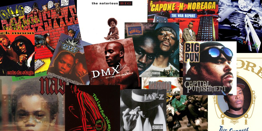 What is the Best Hip-Hop album of the 90's? #Poll