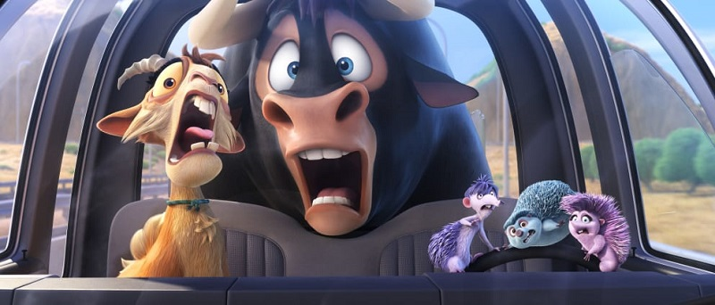 Charging bull vs. Charming bull | FERDINAND – Review