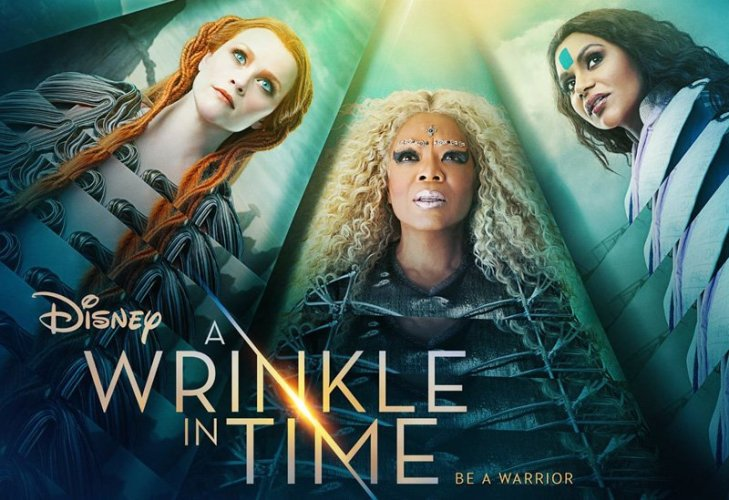 Disney's A WRINKLE IN TIME   Behind-the-scenes Featurette