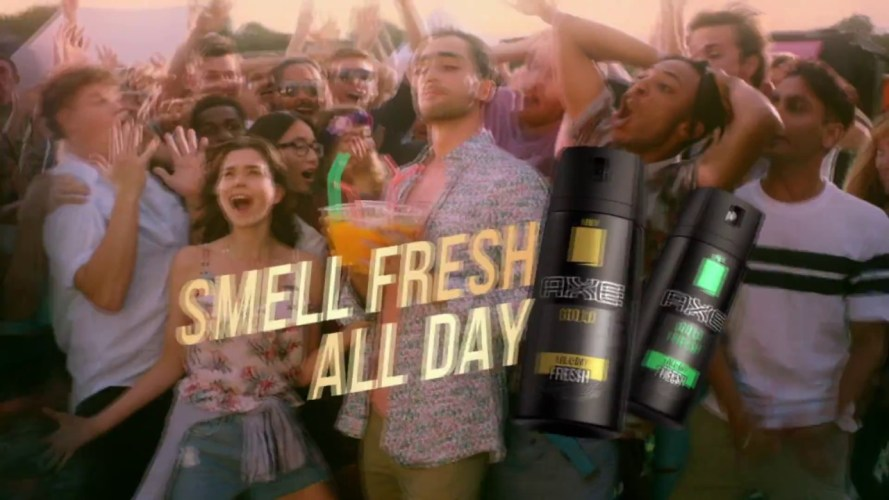 """AXE® Helps Guys Stay Fresher Under Pressure with """"You're Gold"""" Campaign"""