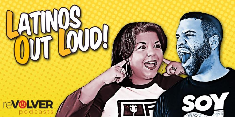 "Latinos Out Loud Podcast –  ""Kulture Shock with Gelena Solano"""