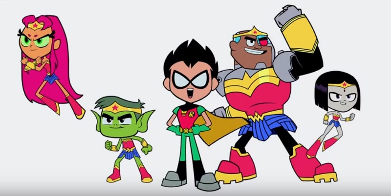 New Trailer For WB's TEEN TITANS GO! Movie