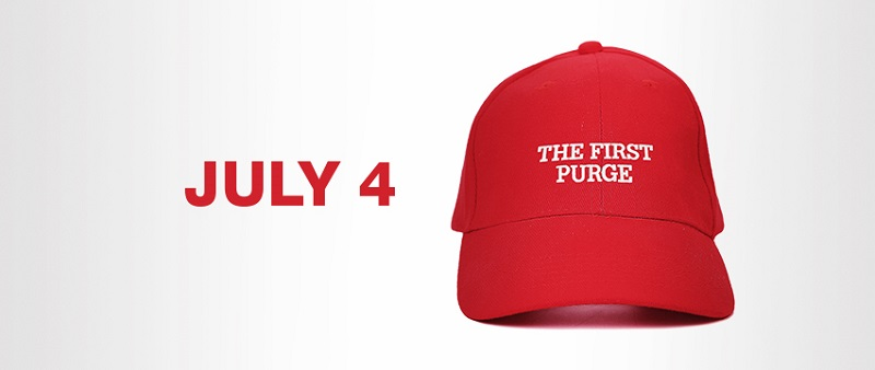 THE FIRST PURGE | Teaser Poster