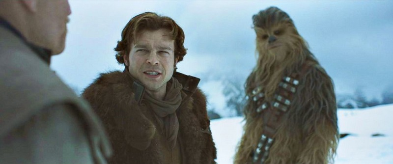 A force that didn't seem all that woke | SOLO: A Star Wars Story – Review