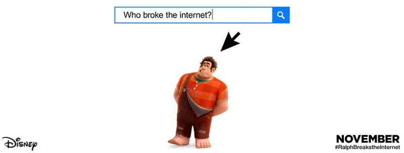 Disney's RALPH BREAKS THE INTERNET: WRECK-IT RALPH 2 | 1st Look