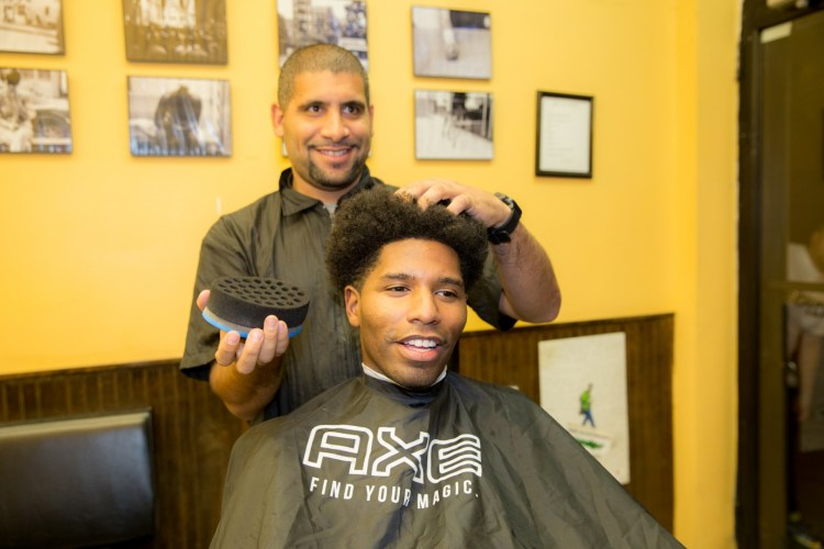 "Interview with Latino Celebrity Barber Marcos ""Reggae"" Smith"