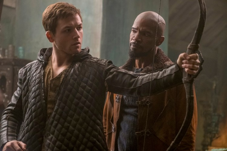 1st Look At Lionsgate's ROBIN HOOD!