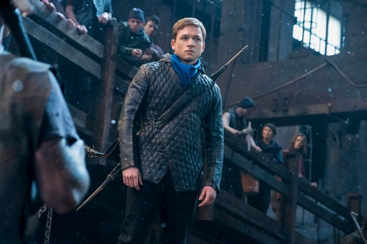 Whispers of a Thief in the New ROBIN HOOD Official Trailer