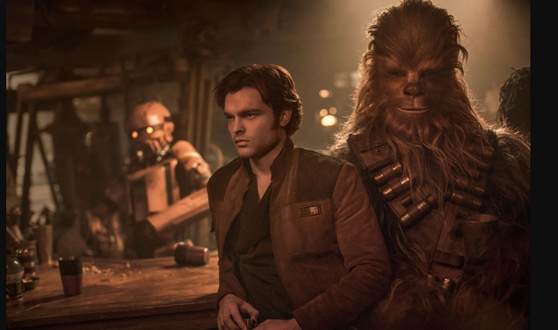 SOLO: A STAR WARS STORY | On Digital 9.14 & Blu-Ray/DVD 9.25