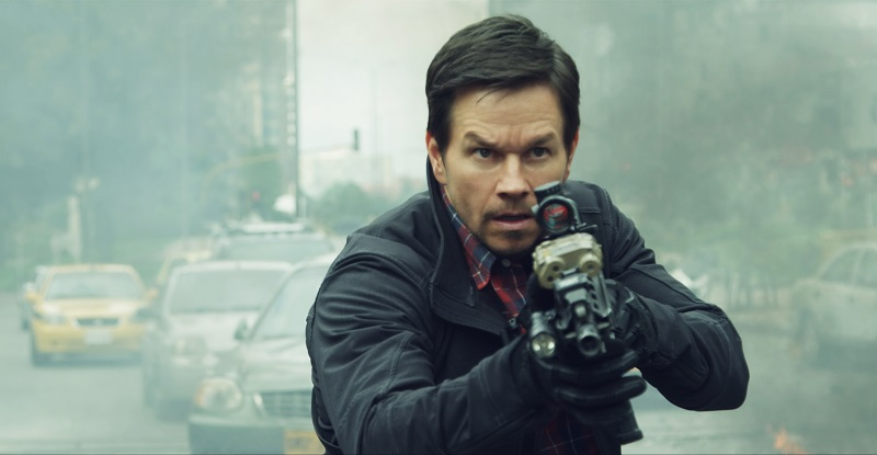 Official Trailer For MILE 22
