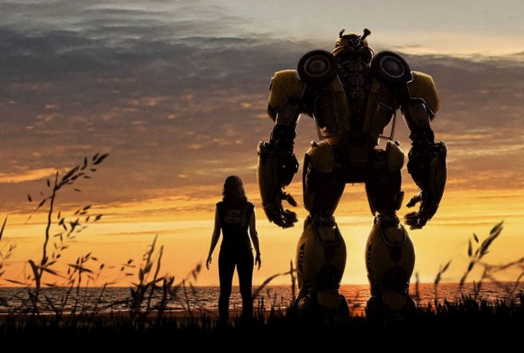 BUMBLEBEE | Official Teaser Trailer and Poster