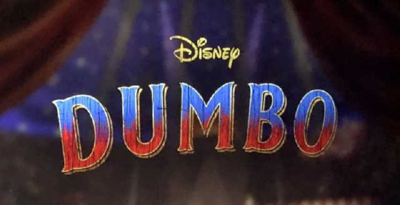Teaser Trailer & Poster For Disney's DUMBO