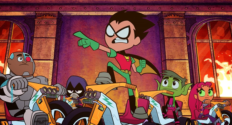Big heroism comes in little packages | TEEN TITANS GO! TO THE MOVIES – Review