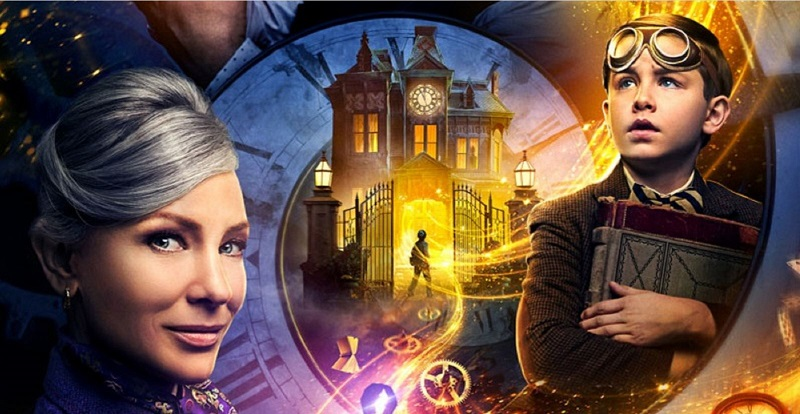 THE HOUSE WITH A CLOCK IN ITS WALLS In Theaters September 21