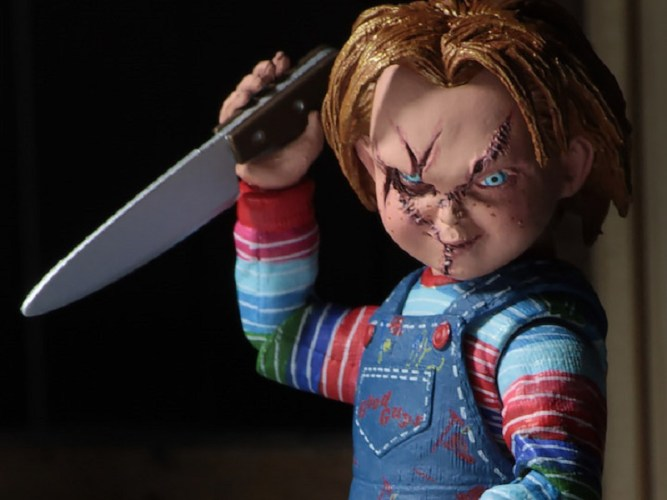 CHILD'S PLAY Reboot Begins Production