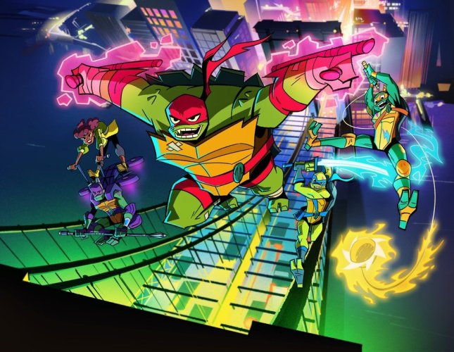 Nickelodeon Brings Rise of the Teenage Mutant Ninja Turtles to New York Comic Con 2018
