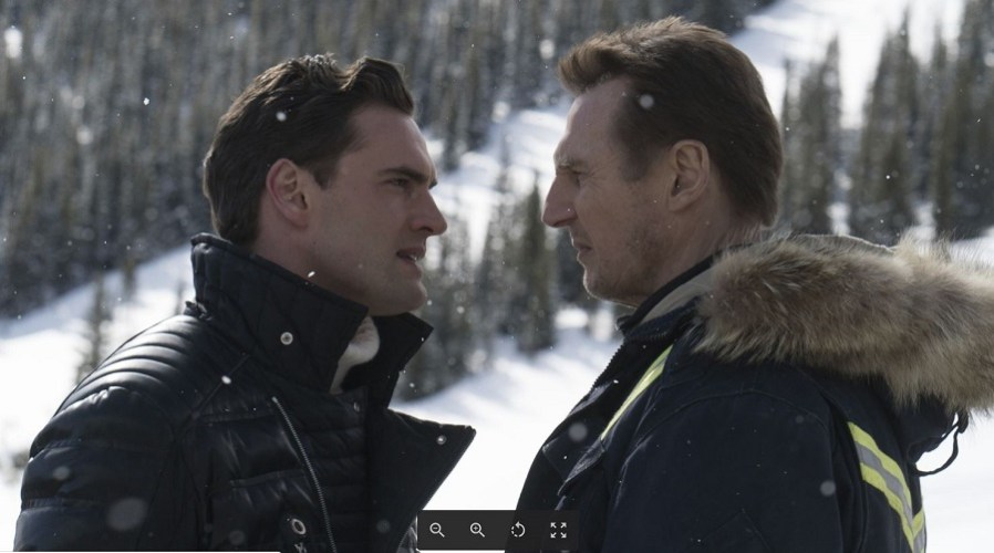 COLD PURSUIT | New Trailer with Liam Neeson, Laura Dern & Emmy Rossum