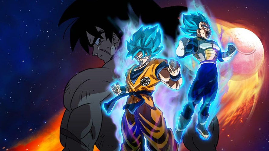 DRAGON BALL SUPER: BROLY | New Trailer