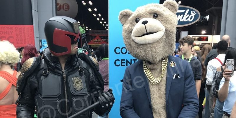 2018 New York Comic-Con in Pictures! #NYCC18