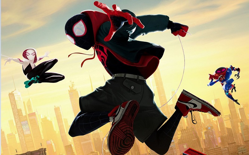 SPIDER-MAN: INTO THE SPIDER-VERSE NYCC18 Panel Includes Phil Lord & Christopher Miller Unveiling First Act!