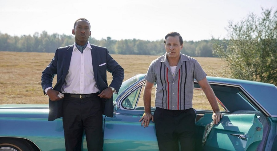 GREEN BOOK | In Theaters 11.21 – Starring Viggo Mortenson and Mahershala Ali