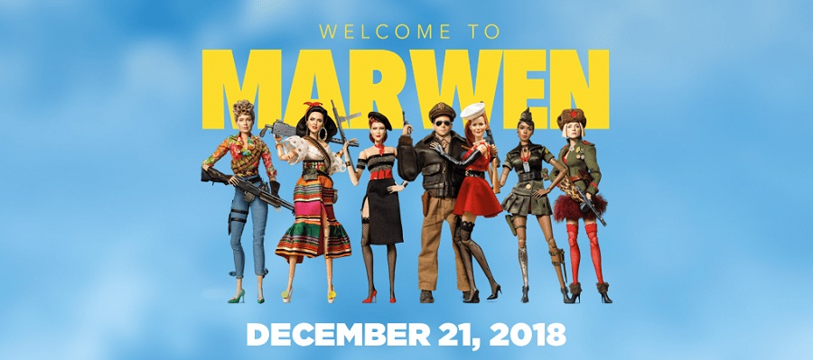 WELCOME TO MARWEN | New Character Posters & Trailer