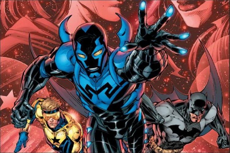 BLUE BEETLE WB/DC's First Latino Superhero Movie