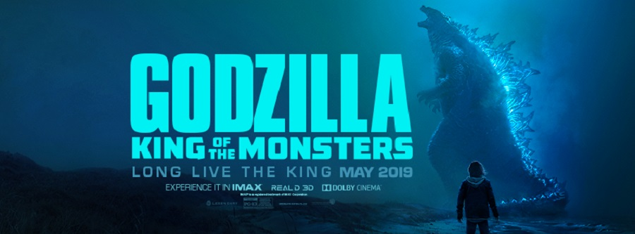 GODZILLA: KING OF THE MONSTERS   New Trailer