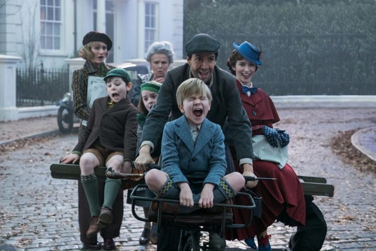 Blunt force meets Miranda magic | Disney's MARY POPPINS RETURNS – Review
