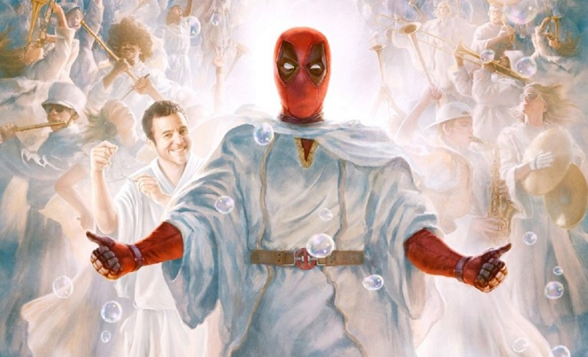 The best Blu-ray extra in existence | ONCE UPON A DEADPOOL – Review