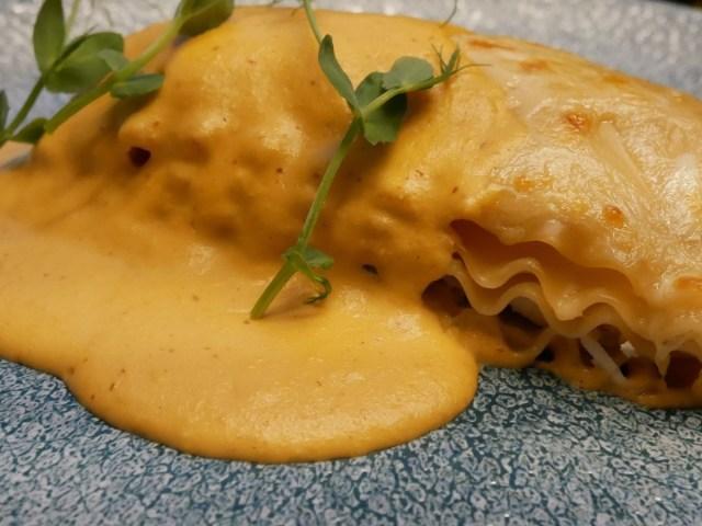 Turkey Sweet Corn Lasagna