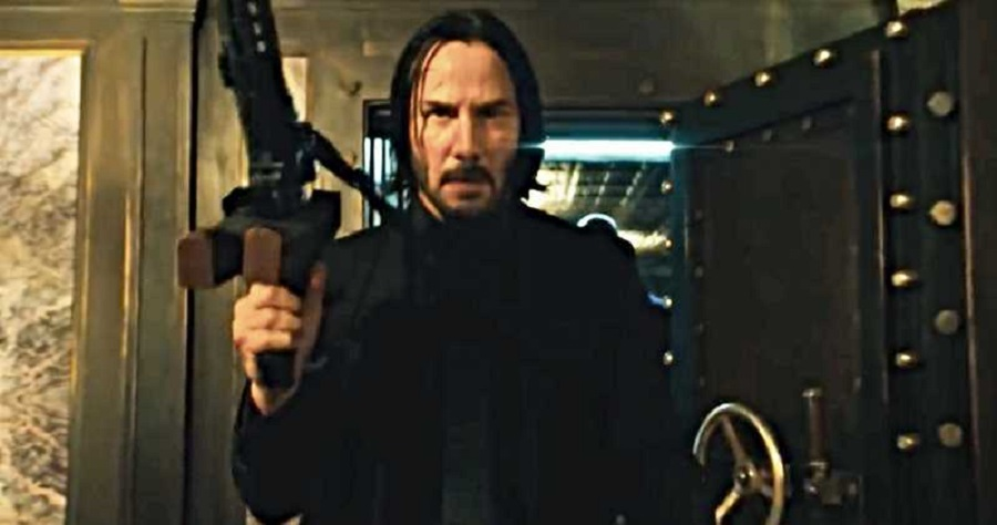 JOHN WICK 3: PARABELLUM | Official Trailer