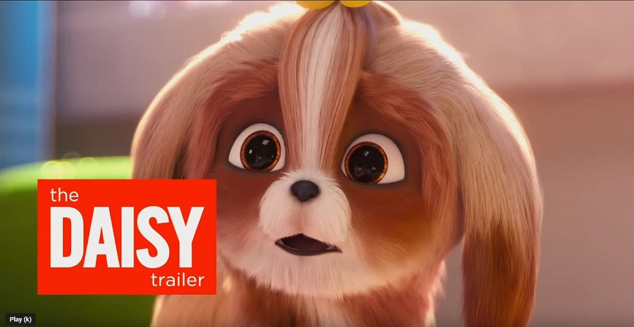 THE SECRET LIFE OF PETS 2   The Daisy Trailer