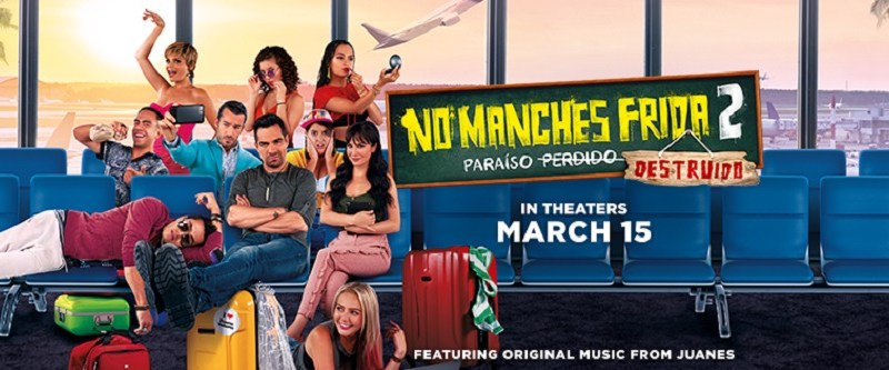 NO MANCHES FRIDA 2 | Final Trailer Featuring Original Music By JUANES